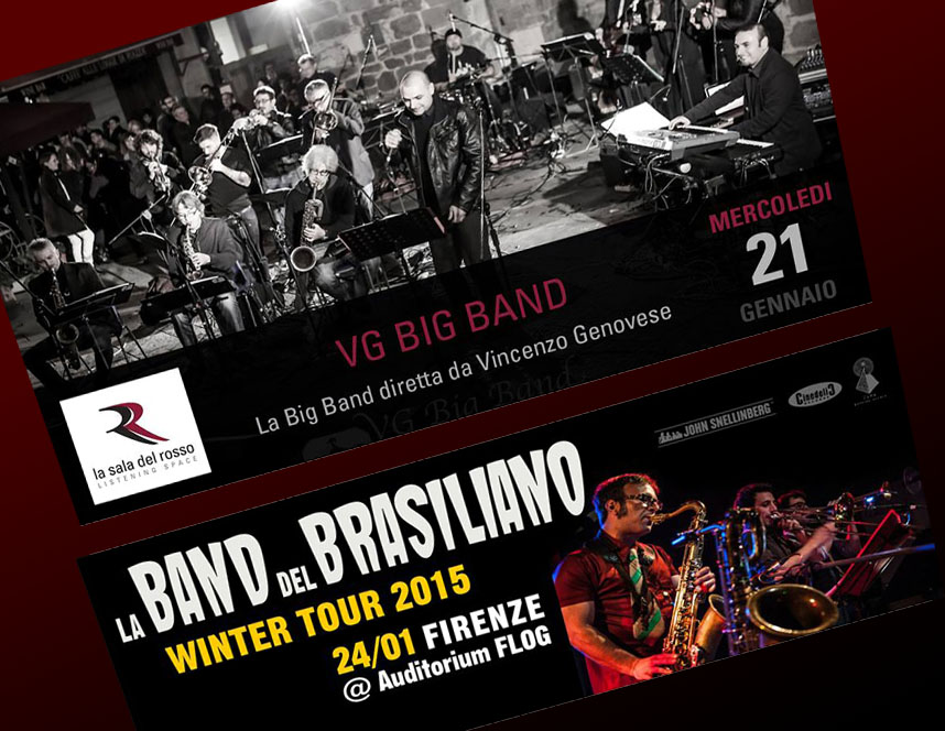 VG Big Band VS Band del Brasiliano